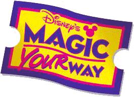 WDW ウォルト・ディズニー・ワールド パークチケット