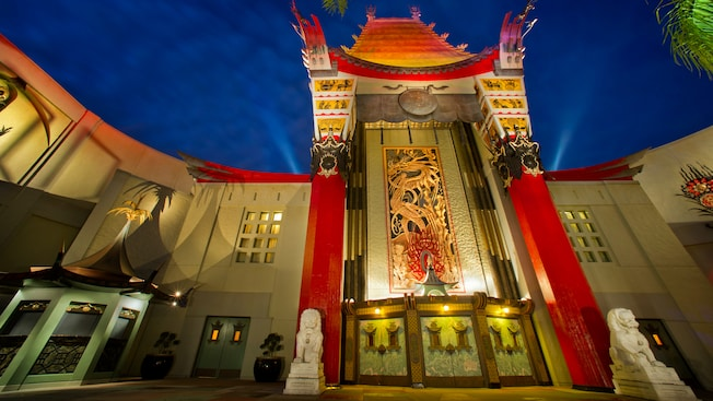 ディズニー・ハリウッド・スタジオ